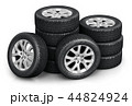 Set of car wheels 44824924