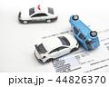 交通事故 自動車事故 自動車保険の写真 44826370