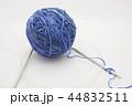 毛糸 編み物 手芸の写真 44832511