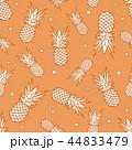 パイナップル パイン パインアップルのイラスト 44833479