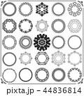 円 丸 丸いのイラスト 44836814