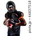 american football player man isolated 44837518