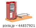 冷蔵庫 ダイエット 冷凍庫のイラスト 44837921