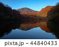 秋の八甲田 赤沼(日の出) 44840433