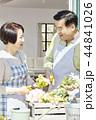 夫婦 韓国人 韓国の人の写真 44841026