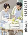 夫婦 韓国人 韓国の人の写真 44841035