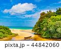 平久保 ビーチ 海の写真 44842060