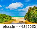 平久保 ビーチ 海の写真 44842062