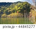 長野県木曽郡、自然湖 44845277
