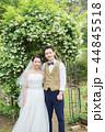 ウエディング ブライダル ガーデンの写真 44845518