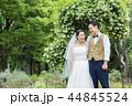 ウェディング ウエディング 花嫁の写真 44845524