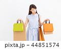買い物 ショッピング ショッピングバッグの写真 44851574