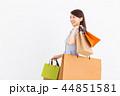 買い物 ショッピング ショッピングバッグの写真 44851581