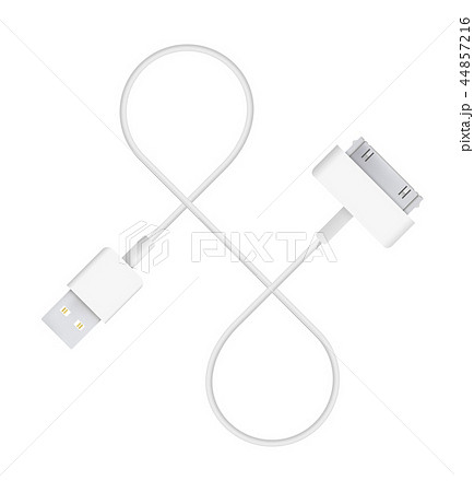 Vector Illustration of Cable 44857216