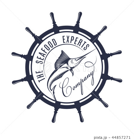 Vector Illustration of the Swordfish. 44857271