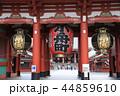 宝蔵門 仁王門 門の写真 44859610