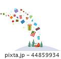プレゼント ギフト ベクターのイラスト 44859934