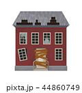 住宅 住居 家のイラスト 44860749