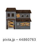 建築物 住宅 住居のイラスト 44860763