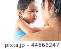 女の子 少女 幼児の写真 44866247