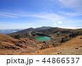 蔵王 お釜 火口湖の写真 44866537