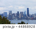 City center Seattle, Washington on a beautiful day 44868928