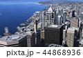 Aerial view of Seattle, Washington skyline 44868936