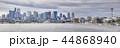 Panorama of Seattle, Washington skyline 44868940