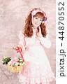 ワンピース 女性 女の子の写真 44870552