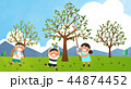 イラスト イラストレーション 挿絵のイラスト 44874452