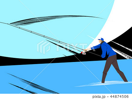 Various sports players with dynamic colorful scratched vector illustration 028 44874506