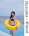 Summer Vacation of beautiful women,having fun in the water 052 44874782