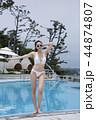 Summer Vacation of beautiful women,having fun in the water 048 44874807
