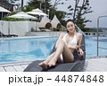 Summer Vacation of beautiful women,having fun in the water 035 44874848
