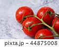 プチトマト 爽やかな 新鮮の写真 44875008