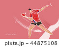 Popular Olympic Sports - table tennis 44875108