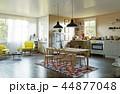 キッチン 厨房 台所のイラスト 44877048