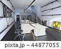 オフィス インテリア 近代的のイラスト 44877055