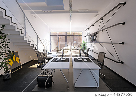 modern office interior. 44877056