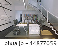 オフィス インテリア 近代的のイラスト 44877059