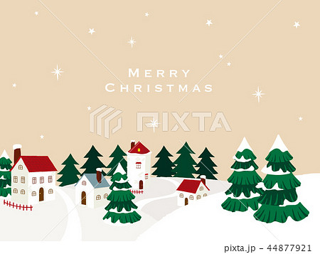 イラスト 街並み 写真素材 外国 クリスマス 風景 Wwwgazoitcom
