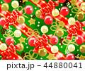 背景 クリスマス 装飾のイラスト 44880041