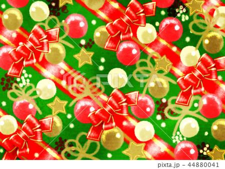 クリスマス背景 44880041