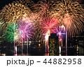 花火大会 神戸港 神戸の写真 44882958