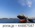 横浜 山下公園 氷川丸 44887587