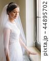 ウェディング ウエディング 結婚の写真 44895702