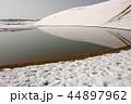 風景 冬 雪の写真 44897962