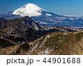 富士山 冬 明神ヶ岳の写真 44901688
