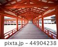 厳島神社の回廊 44904238