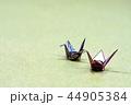 鶴 折り鶴イメージ 44905384
